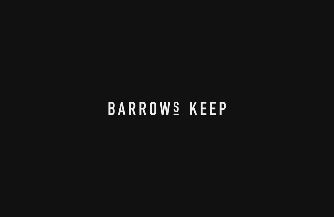 Barrows Keep Restaurant: Logo by Freelance Graphic Designer Colm