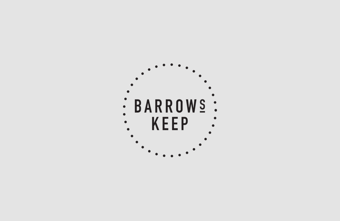Barrows Keep Stamp 2 Design by Colm McCarthy