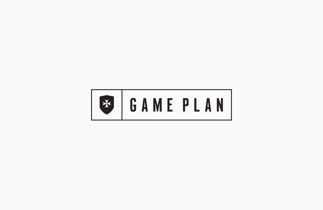 Game Plan Logo Design by Colm McCarthy