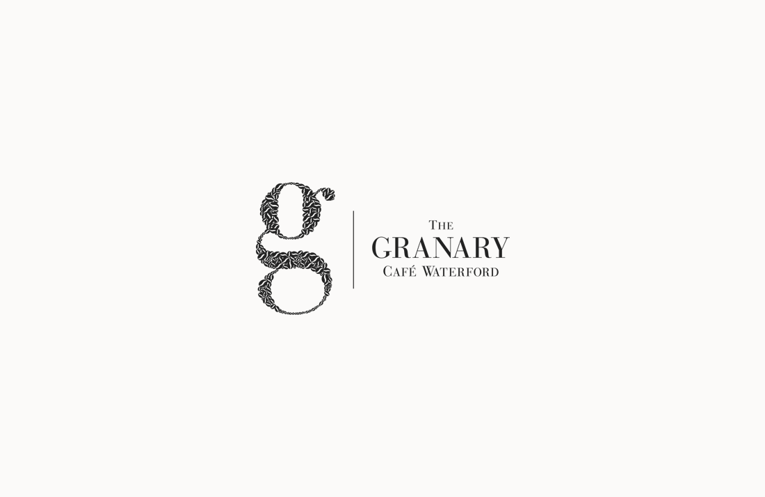 The Granary Cafe Logo Design by Colm McCarthy