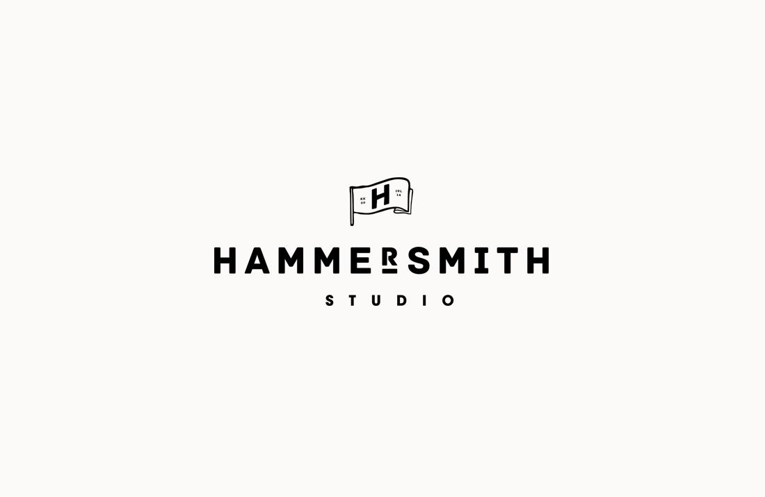 Hammersmith Studio Logo Design by Colm McCarthy