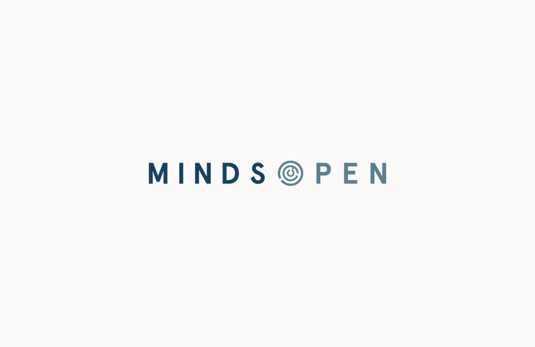 MindsOpen Logo Design by Colm McCarthy