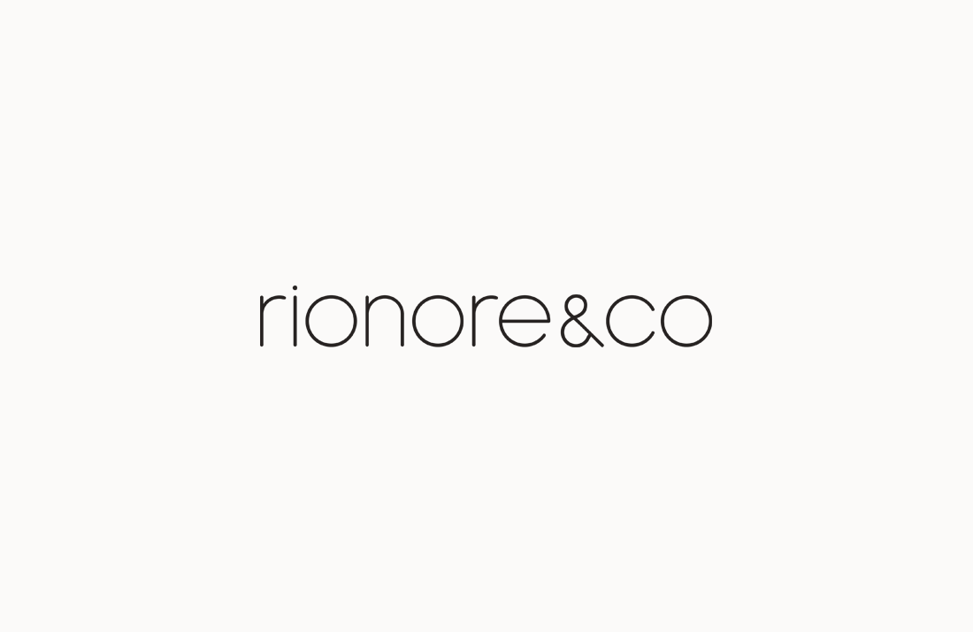 Rionore&Co Logo Design by Colm McCarthy