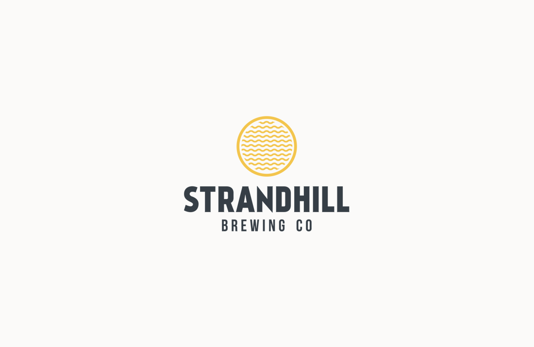 Strandhill Brewing Co Logo Design by Colm McCarthy
