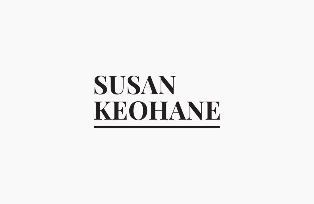 Susan Keohane Logo Design by Colm McCarthy
